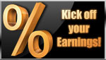 Kick off your earnings!